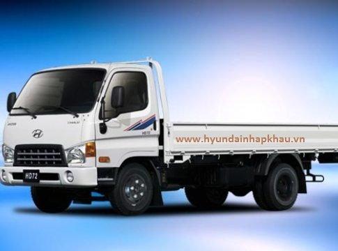 Xe tải Hyundai 3,5 tấn HD72