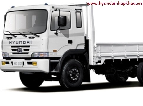 Xe tải Hyundai HD170