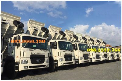 Đại lý xe tải Hyundai nhập khẩu