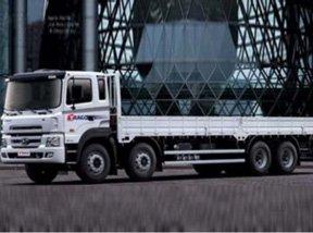 Hyundai HD320 ga điện