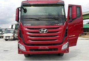 Xe tải 4 chân Hyundai Xcient